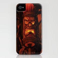 October spirit iPhone (4, 4s) Slim Case