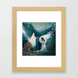 The Annunciation Framed Art Print