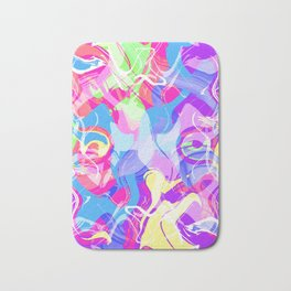 Art Face Bath Mat