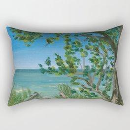 Pinery #2 Rectangular Pillow