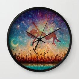 Starfall (Dreamers #1) Wall Clock