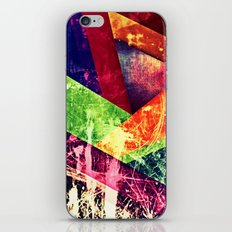 Through colour iPhone & iPod Skin