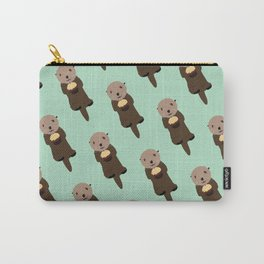 Have an Otterly Great Day! Carry-All Pouch