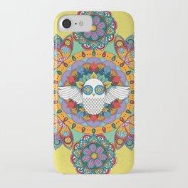 Mandowla iPhone Case
