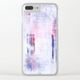 Berries And Cream Clear iPhone Case