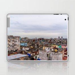 Ciudad de La Habana Laptop & iPad Skin
