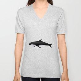 Killer Whale Unisex V-Neck