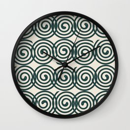 mosquito coil lollipop Wall Clock