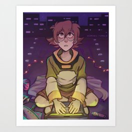 I Will Find You Art Print