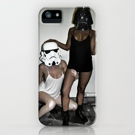 Master and Servent iPhone Case