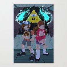 GF :: Get Ready  Canvas Print