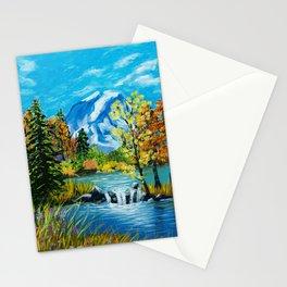 Mt. Rainier Beauty Stationery Cards