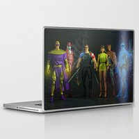 "watchmen Laptop & iPad Skins featuring ""WATCHMEN"" by TJAguilar Photos"
