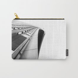 Skygarden Exterior London Architecture BW Carry-All Pouch