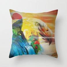 tcs6rec16 Throw Pillow