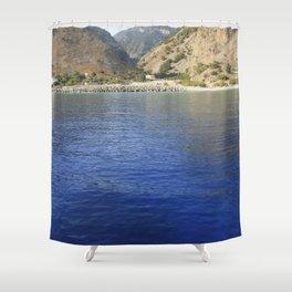 Crete, Greece 9 Shower Curtain