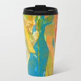 Tricolor Travel Mug