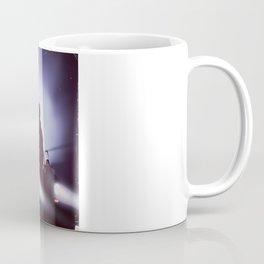 Vintage 80s car poster - the equalizer. Coffee Mug