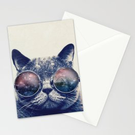 Trip Cat Stationery Cards