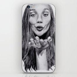 Maddie Ziegler iPhone Skin