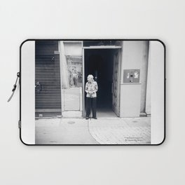 A Sweet Chinese Life In The Street Laptop Sleeve