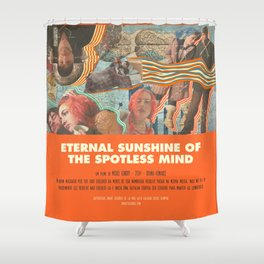 Eternal Sunshine Of the Spotless Mind - Michel Gondry Shower Curtain