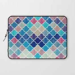 Watercolor Lovely Pattern VVXV Laptop Sleeve