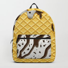 Cookie Ice Cream Backpack