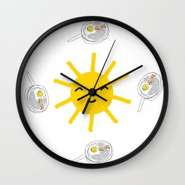 5 Minutes More  Wall Clock