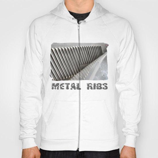 Metal Ribs Hoody
