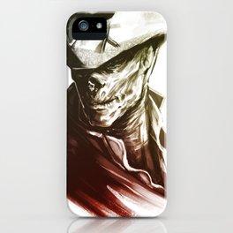 FALLOUT 4 John Hancock fanart iPhone Case