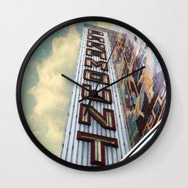 Paramount - Oakland, CA Wall Clock