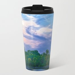 Little Racoon River Travel Mug