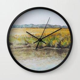 Kilkenny Watercolor 1 Wall Clock