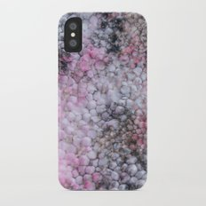 What's poppin iPhone X Slim Case
