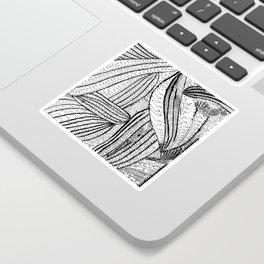 Cells by Yayoi kusam Sticker
