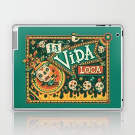La Vida Loca Laptop & iPad Skin