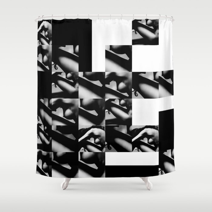 nude 2019 Shower Curtain