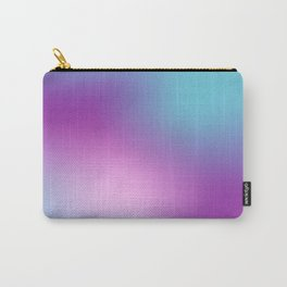 ABSTRACT GRADIENT BLURRY COLORFUL Carry-All Pouch