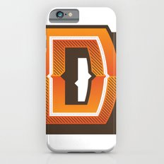 The Letter D Slim Case iPhone 6s