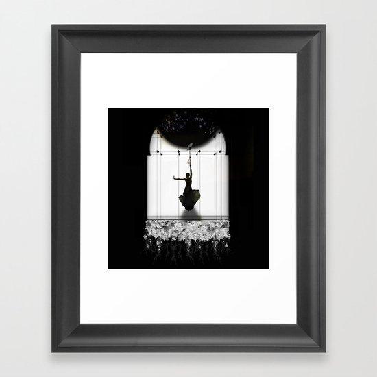 La Impronta Framed Art Print