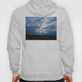 Sun Rays on a Cloudy Day Hoody