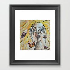 Metamorphosis I Framed Art Print
