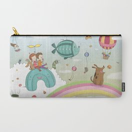 CANDIES WORLD Carry-All Pouch