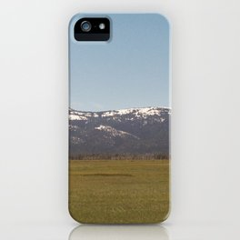 Calling You Back iPhone Case