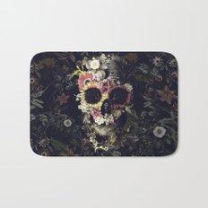 Garden Skull Bath Mat