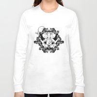 ganesh Long Sleeve T-shirts featuring GANESH by Vee Ladwa
