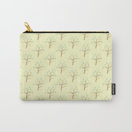 springtime trees with sun Carry-All Pouch