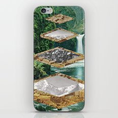 Four Landscapes iPhone & iPod Skin