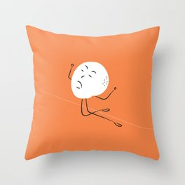 Simulation Throw Pillow